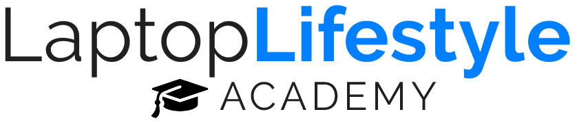 Laptop Lifestyle Academy